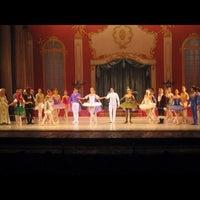 Photo taken at Teatro Municipal de Lima by William R. on 11/2/2012