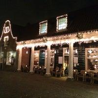 Photo taken at Het Huis Met De Pilaren by Ashrul A. on 12/26/2013