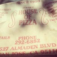 Photo taken at Kukar's House of Pizza by Richard L. on 9/17/2014