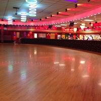 Photo taken at Rivergate Skate Center by lil BIG G. on 5/19/2013