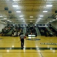 Photo taken at Battlefield High School by Milt S. on 12/20/2013