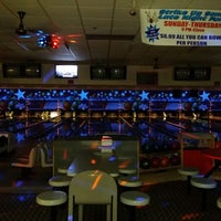 Photo taken at Bowl America by Milt S. on 7/31/2014