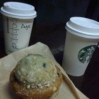 Photo taken at Starbucks by Agustín M. on 10/3/2012