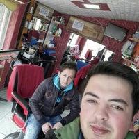 Photo taken at Kemer Kuaför by OĞUZHAN K. on 3/16/2016