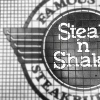 Photo taken at Steak 'n Shake by Jonathan F. on 12/2/2012