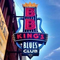 Photo taken at B.B. King's Blues Club by Jonathan F. on 6/16/2013