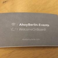 Photo taken at Ahoy! Berlin by Da N. on 9/16/2017