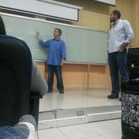 Photo taken at Facultad de Ciencias Administrativas by ZeRGiO_EcUA on 10/25/2014