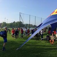 5/1/2014에 Dries C.님이 Scoutslokaal 209ᵉ FOS De Vrijbuiters에서 찍은 사진