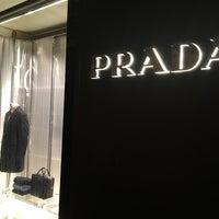 Photo taken at Prada by Bojan D. on 11/30/2015