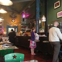 Photo taken at Midnight Espresso by Anne M. on 11/27/2012