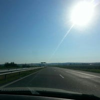 "Photo taken at Автомагистрала ""Тракия"" by 👑 Münewer Ç. on 6/9/2016"