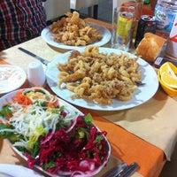 Photo taken at Şerif Balıkçılık by Faik A. on 12/14/2012