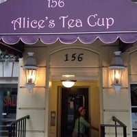 Photo taken at Alice's Teacup Chapter II by Brittany V. on 7/25/2013