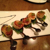 Photo taken at Aroma Small Plates & Wine by Lauréline M. on 3/30/2013