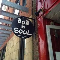 Photo taken at Bob & Soul by Lauréline M. on 7/31/2013