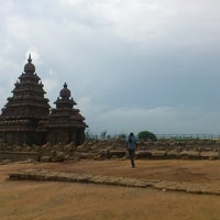Photo taken at Shore Temple by Nonthapato S. on 10/20/2012