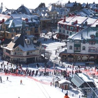 Photo taken at Station Mont Tremblant Resort by Gary T. on 2/17/2013
