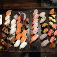 Photo taken at Shogun Sushi by Magic F. on 4/27/2015