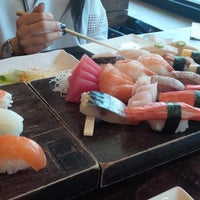 Photo taken at Shogun Sushi by Magic F. on 5/27/2015