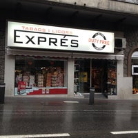 Photo taken at Exprés - Duty Free by ChechuS N. on 12/19/2013