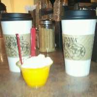 Photo taken at Capanna Coffee by Aaron N. on 1/26/2013