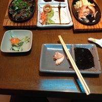 Photo taken at Yosugiru Sushi by Guilherme R. on 3/27/2014