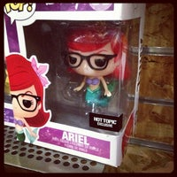 Photo taken at Hot Topic by Joe G. on 11/16/2013