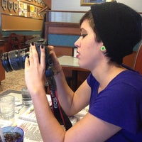 Photo taken at Galaxy Diner by Joe G. on 11/22/2013