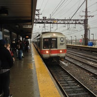 Photo taken at Bridgeport Train Station (BRP) - Metro North & Amtrak by Joe G. on 12/21/2012
