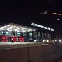 Photo taken at Aeropuerto Internacional de Tijuana (TIJ) by Montserrat G. on 5/4/2013