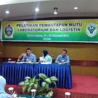 Photo taken at Hotel Antares Indonesia, Jl. Sisingamangaraja No.328 Medan by Nur L. on 2/19/2014