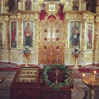 Foto scattata a Успенский Трифонов монастырь da Евгений М. il 10/3/2012