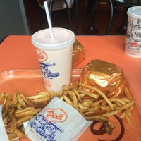 Photo taken at Dick's Drive-In by Steve S. on 4/13/2015