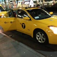 Photo taken at Taxi Stand by Shane S. on 3/11/2013
