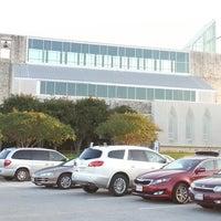 Photo taken at Saint John Vianney Catholic Church by Sitia F. on 10/20/2012