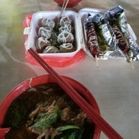 Photo taken at Pasar Malam Kepong Baru (Sunday) by Fenny W. on 10/7/2012