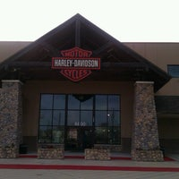 Photo taken at Stubbs Harley-Davidson by Rodrigo R. on 3/22/2013