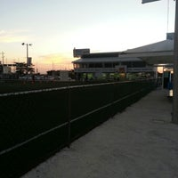 Photo taken at Futbol 7 Merida Center by Ermilo c. on 11/6/2012