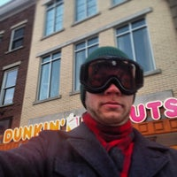 Photo taken at Dunkin Donuts by Rory F. on 1/7/2014