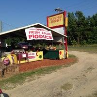 Photo taken at Mr. Potato Head Produce by Steve T. on 6/16/2014