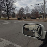 Photo taken at Historic Downtown Florence by Justin C. on 2/28/2014