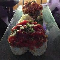 Photo taken at Tee-Jay Thai Sushi by Dyannah C. on 12/17/2012