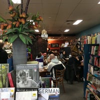 Photo taken at Book Talk Café by Melly T. on 6/29/2014