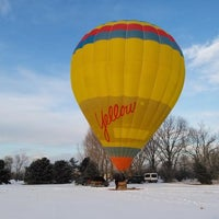 Photo taken at Aero-Cruise Balloon Adventures by Aero-Cruise Balloon Adventures on 3/15/2016