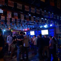 Photo taken at Knight Library Sports Bar & Grill by Alex L. on 11/28/2015