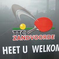 Photo taken at TTC Zandvoorde by Bart B. on 5/11/2013