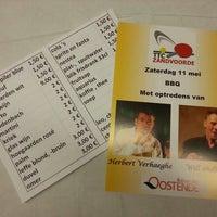 Photo taken at TTC Zandvoorde by Bart B. on 5/10/2013