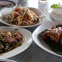 Photo taken at ร้านอาหารตาชั่งอีสาน-ใต้(สนามบิน) by SuPpa K. on 6/16/2014