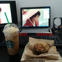 Photo taken at Starbucks by Miguel Angel H. on 5/3/2013